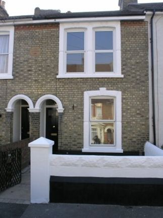 Thumbnail Terraced house to rent in Gordon Road, Strood, Rochester, Kent
