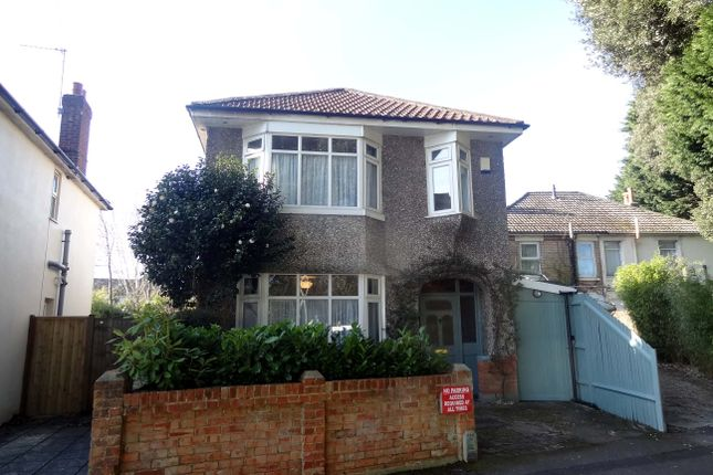 Thumbnail Detached house for sale in Wheaton Road, Bournemouth