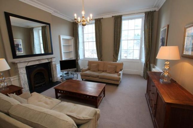 Living Room of North West Circus Place, New Town, Edinburgh EH3