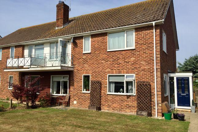 Thumbnail Flat to rent in Cove Road, Rustington, Littlehampton