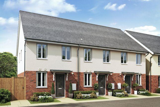"Thumbnail Semi-detached house for sale in ""Tiverton"" at Godwell Lane, Ivybridge"