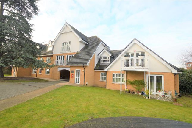 Thumbnail Flat for sale in Under Offer - Shore Point, High Road, Buckhurst Hill