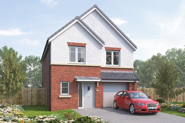 """Thumbnail Detached house for sale in """"The Holbury"""" at Northgate Lodge, Skinner Lane, Pontefract"""