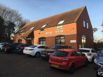 Thumbnail Office to let in 3 Temple Court, Temple Way, Coleshill