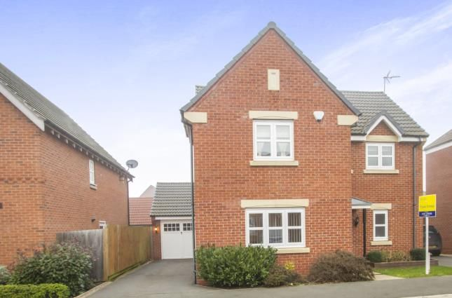Thumbnail Detached house for sale in Lockwood Road, Barrow Upon Soar, Loughborough, Leicestershire