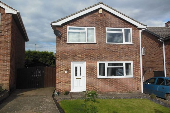 Thumbnail Detached house for sale in Dawson Close, Newthorpe, Nottingham