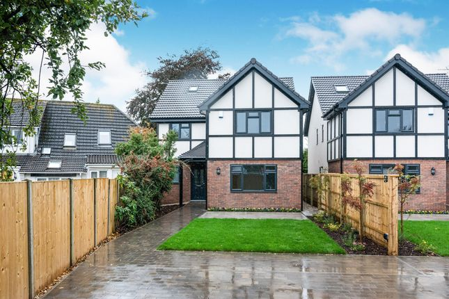 Thumbnail Detached house for sale in The Close, Henbury, Bristol