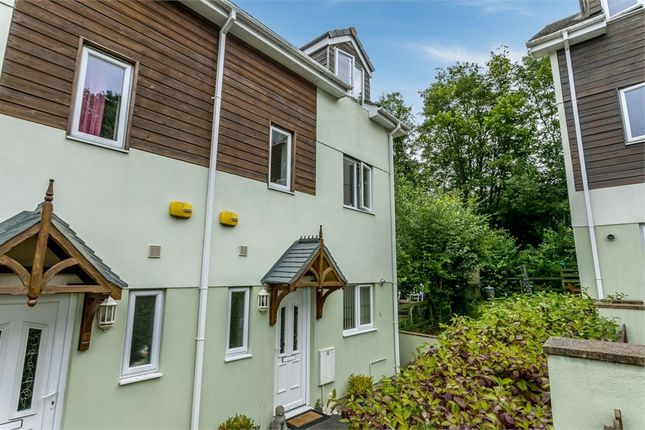 Thumbnail End terrace house for sale in Old Totnes Road, Buckfastleigh, Devon