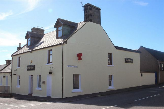 Commercial property for sale in 4 - 8 Young Street, Burghead, Elgin, Moray