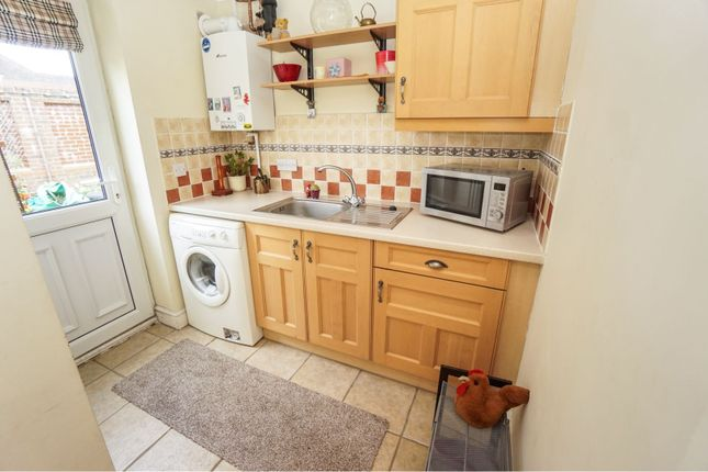 Utility Room of Boundary Acre, Southampton SO31