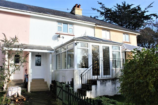 Thumbnail Terraced house for sale in Chapel Fields, South Brent, Devon