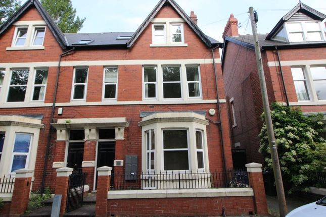 Thumbnail Flat for sale in Rosebery Crescent, Newcastle Upon Tyne