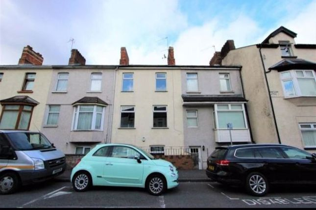 Thumbnail Terraced house for sale in Constance Street, Newport