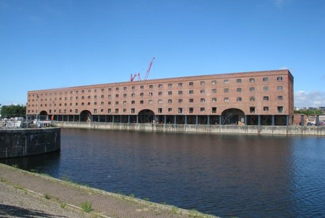 Thumbnail Flat to rent in Wapping Quay, Liverpool