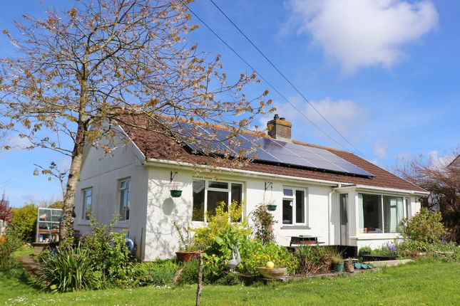 Detached bungalow for sale in Trevone Road, Trevone Bay