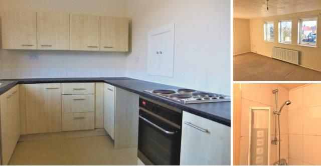 Thumbnail Flat to rent in The Precinct, Hadston, Northumberland