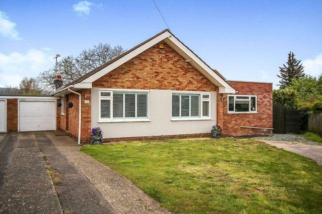 Thumbnail Detached bungalow for sale in Knighton Road, Otford, Sevenoaks