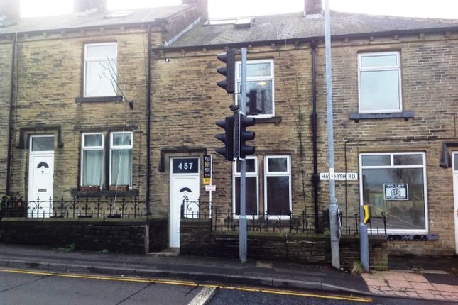 Thumbnail Terraced house for sale in Haworth Road, Bradford