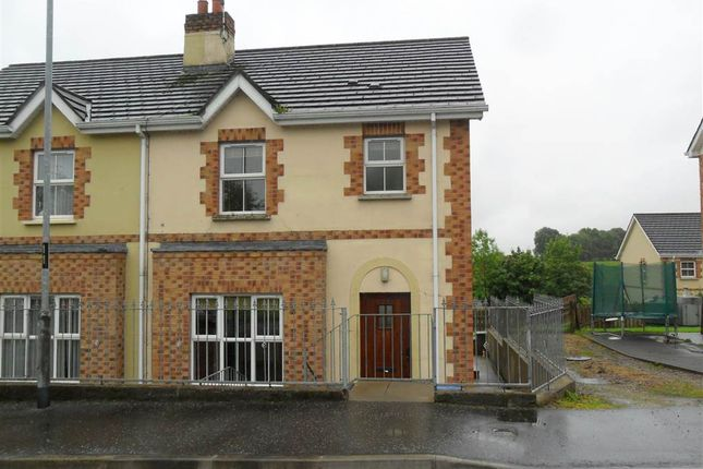 Thumbnail Semi-detached house for sale in 21, Breenvale, Strabane