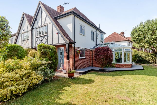 Thumbnail Semi-detached house for sale in Village Way, Ashford