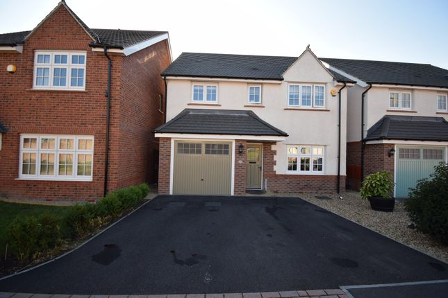 Thumbnail Detached house for sale in Stambourne Road, Humberstone, Leicester