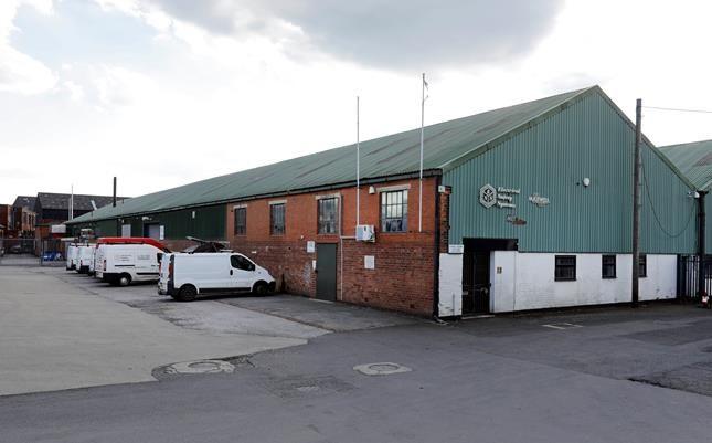 Thumbnail Light industrial to let in Unit 18, Hamilton Road, Sutton In Ashfield, Nottinghamshire