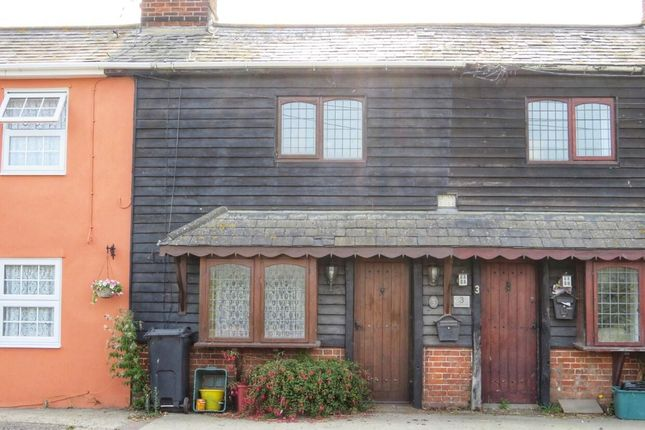 Thumbnail Cottage to rent in Clacton Road, Weeley Heath, Clacton-On-Sea