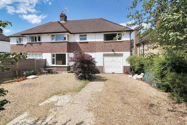 Thumbnail Semi-detached house for sale in Upper Hartfield, Hartfield