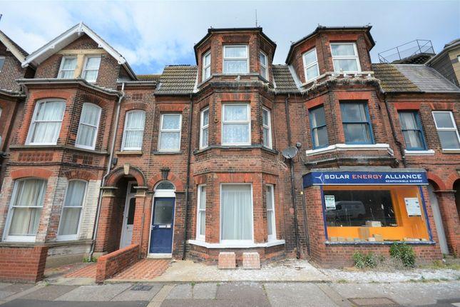Thumbnail Flat for sale in Battery Green Road, Lowestoft