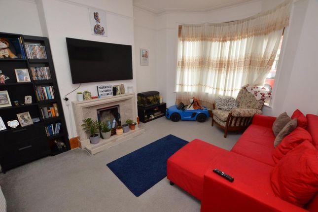 Living Room of Manston Road, Mount Pleasant, Exeter EX1