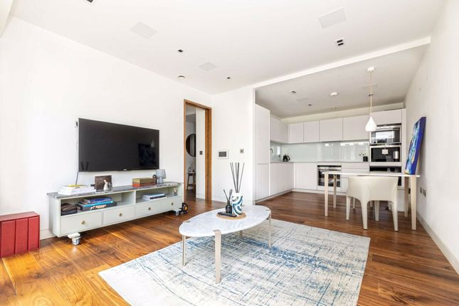 Thumbnail Flat for sale in Wood Street, London