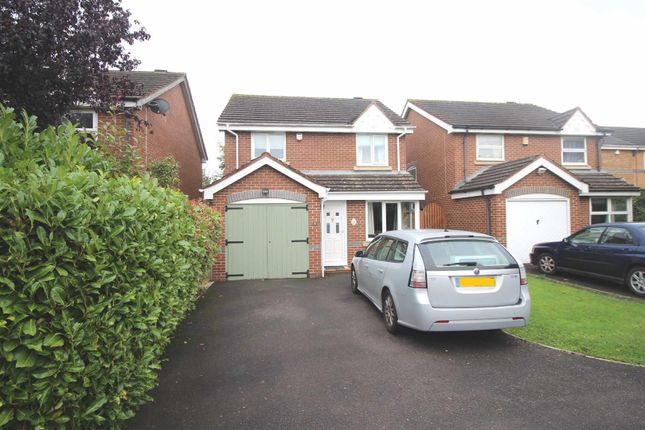 Thumbnail Detached house for sale in Tallis Road, Churchdown, Gloucester