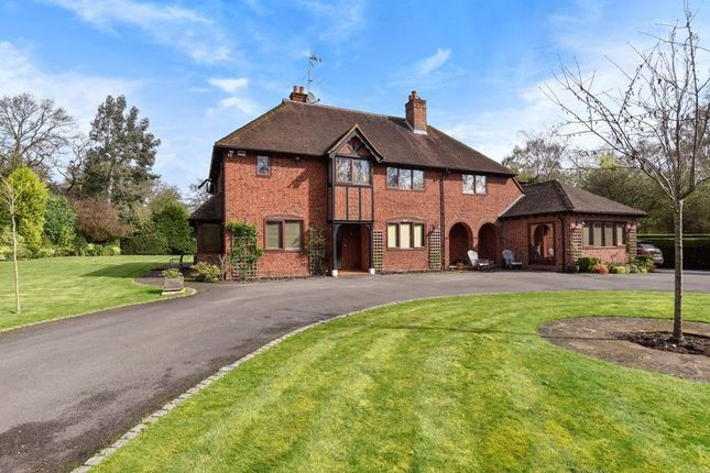 Thumbnail Detached house for sale in Winter Hill Road, Maidenhead