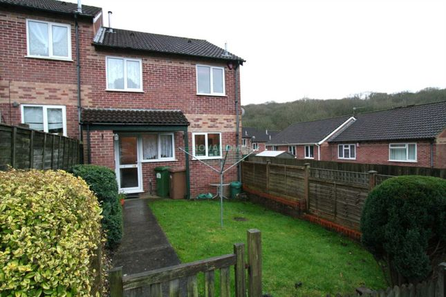 Thumbnail End terrace house for sale in Honiton Walk, Whitleigh