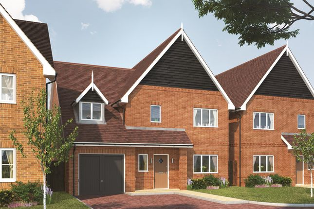 """Thumbnail Detached house for sale in """"York"""" at Abingdon Road, Didcot"""