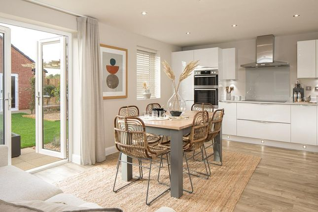 """Thumbnail Detached house for sale in """"Bayswater"""" at Birdhaven Close, Banbury Road, Lighthorne, Warwick"""