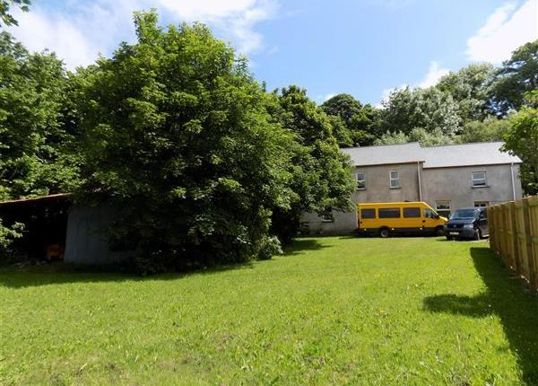 Thumbnail Detached house for sale in Prendergast Place Farm, Well Lane, Haverfordwest