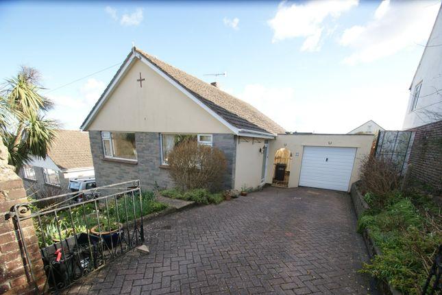 Thumbnail Detached bungalow for sale in Cranford Road, Preston, Paignton