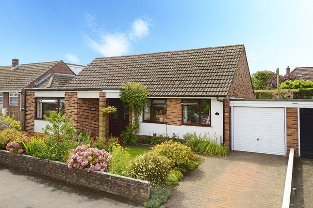 Thumbnail Detached bungalow for sale in Linclieth Road, Wool BH20.