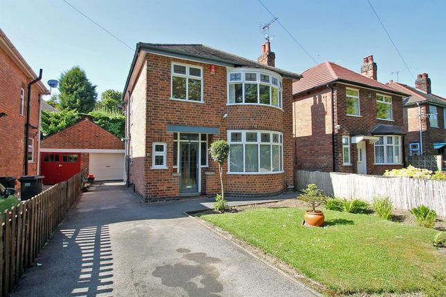 Thumbnail Detached house for sale in Midland Road, Carlton, Nottingham
