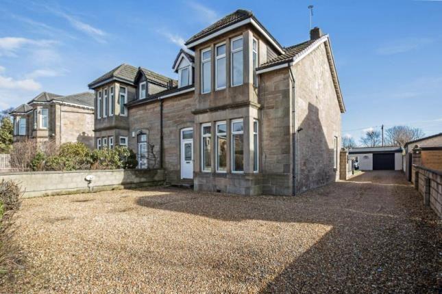 Thumbnail Semi-detached house for sale in Carmyle Avenue, Glasgow, Lanarkshire