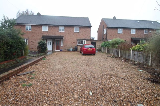 Thumbnail Semi-detached house to rent in Abbotts Close, Uxbridge