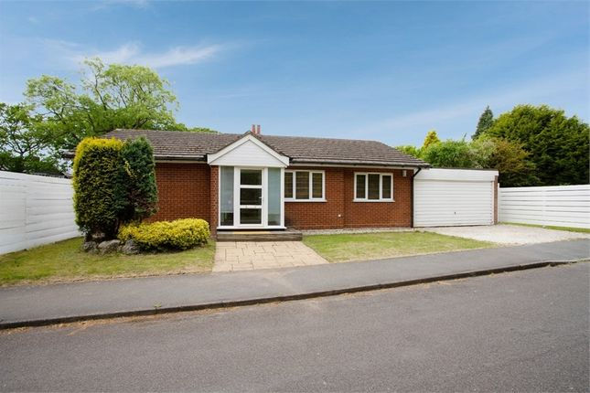 Thumbnail Detached bungalow for sale in Hill Lane, Bassetts Pole, Sutton Coldfield, Warwickshire
