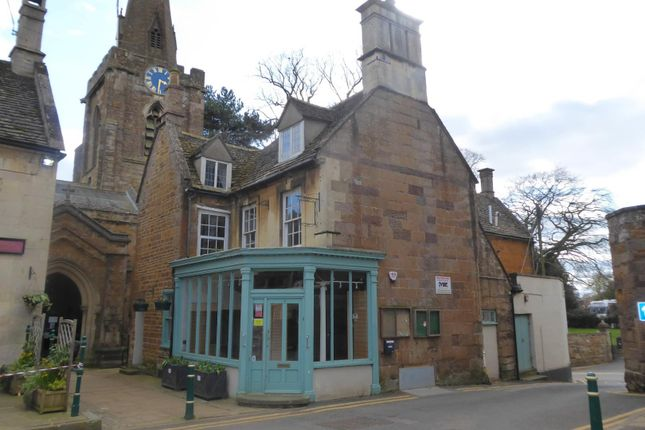 Thumbnail Commercial property for sale in Market Place, Uppingham, Rutland