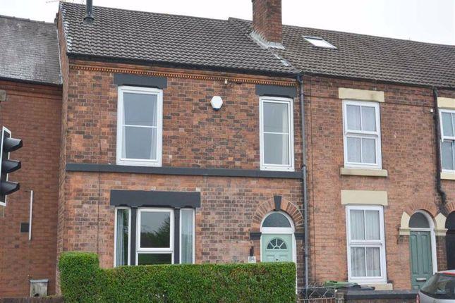 3 bed end terrace house for sale in Nottingham Road, Ripley DE5