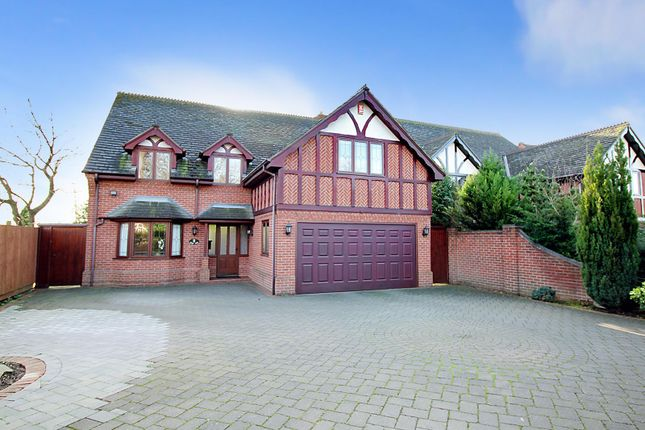 Thumbnail Detached house for sale in Derby Road, Risley, Derby