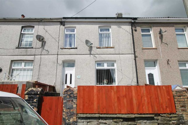 Thumbnail Terraced house for sale in Adare Street, Evanstown, Porth