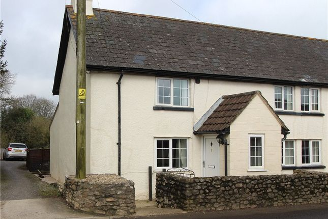 Thumbnail Semi-detached house to rent in Marshwood, Bridport, Dorset