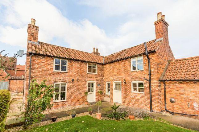 Thumbnail Detached house for sale in Vine Cottage, Newark Road, Laughterton