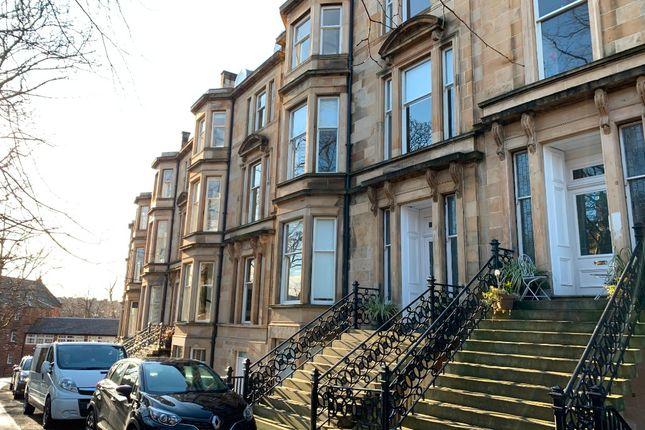 Thumbnail Flat to rent in Bowmont Gardens, Dowanhill, Glasgow
